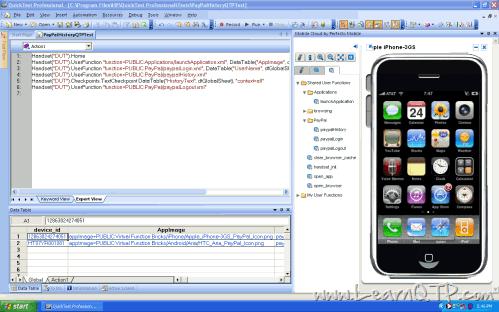 UFT MobileCloud
