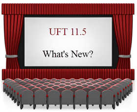 UFT New Features
