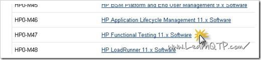 Select HP0-M47