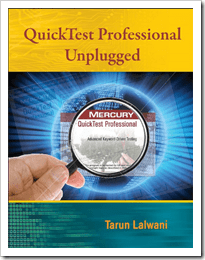 review quicktest professional unplugged by tarun lalwani rh learnqtp com