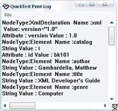 Part8: QTP and DotNetfactory – UsingXML   Learn QTP (UFT)