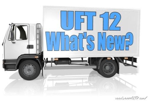 UFT 12 launching soon: Here is a sneak peek on what's new