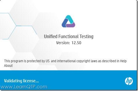 UFT 12.5 : Detailed Walk-through