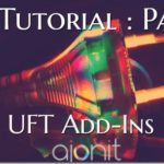 Tutorial 3: UFT Add-ins and Add-in Manager