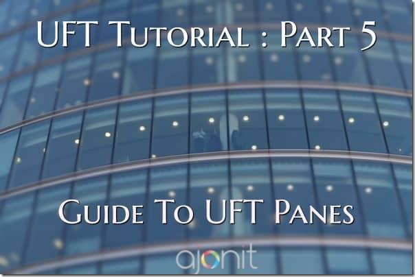 tutorial-uft-panes